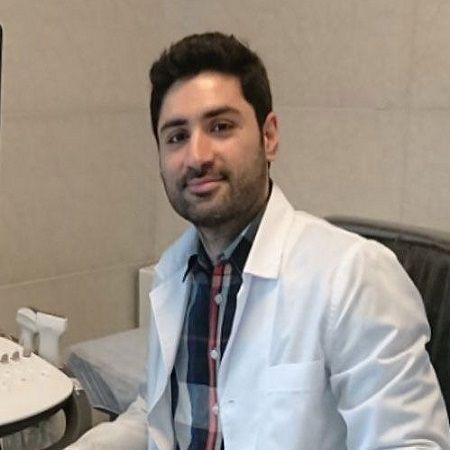 دکتر سید پوریا استاد